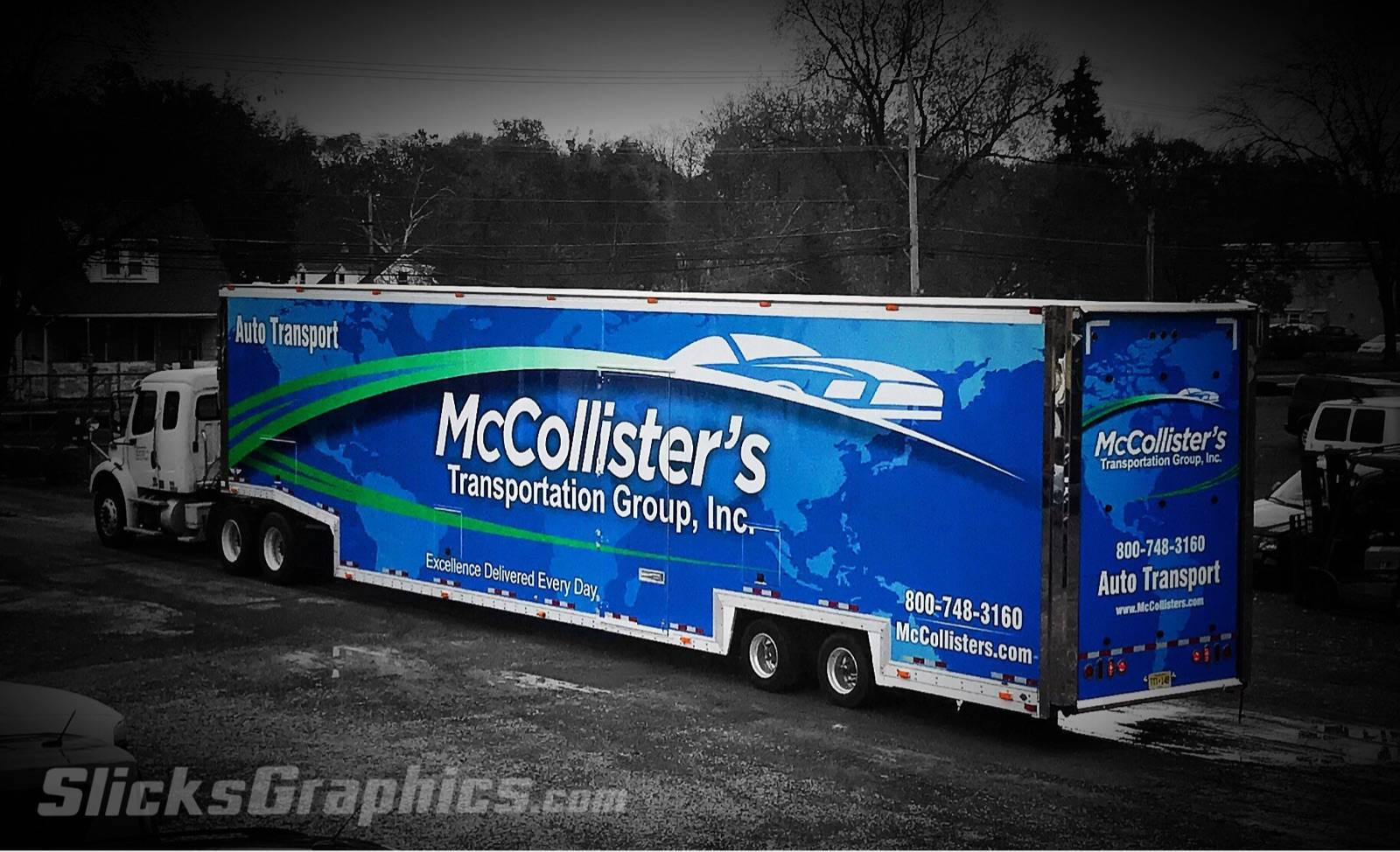 wrapping trailers