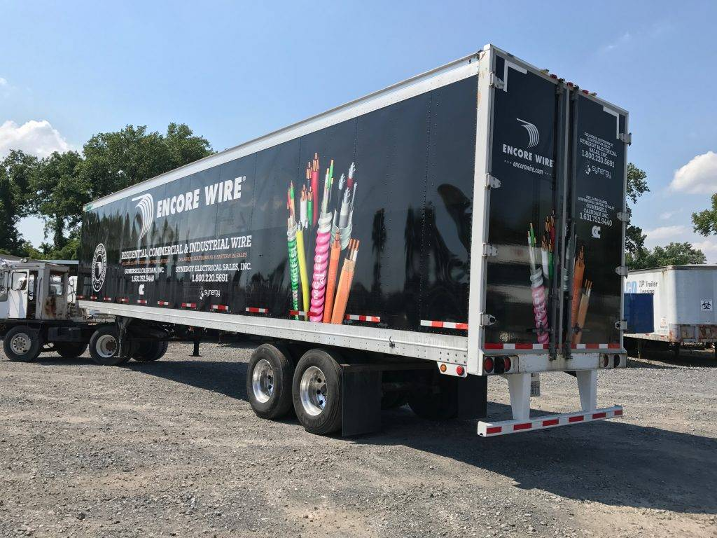 Graphics for Tractor Trailers